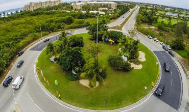 Island Heritage Roundabout